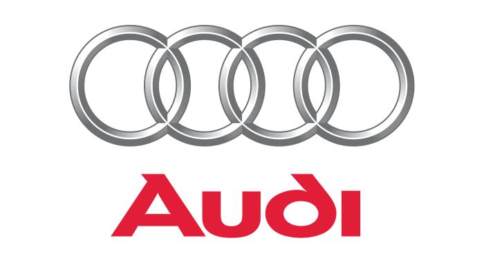 Audi logo partner