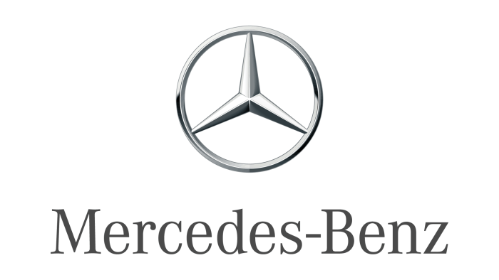Mercedes logo partner